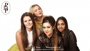 Portrait Photography - Peter Dyer Photographs, Enfield.