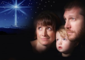 Christmas portrait photographys