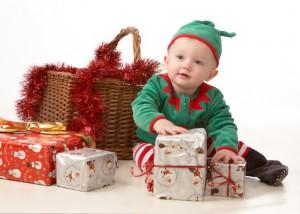 Enfiedl Christmas portrait photographys
