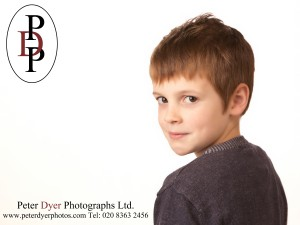 Portrait photographs in the enfield area